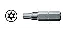 TP10 Torx Pin bit each