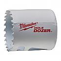 Milwaukee Hole Dozer Bi-Metal Holesaw 44mm each