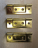 Bi Fold Door Hinge Pack (Electro Brass)