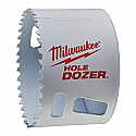 Milwaukee Hole Dozer Bi-Metal Holesaw 73mm each