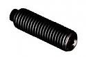 M8 x 20mm Socket Set Grub Dog Point Gr 14.4 DIN915 Self colour per Box of 1000