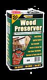 Everbuild Wood Preserver - Clear - 1 litre