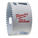 Milwaukee Hole Dozer Bi-Metal Holesaw 83mm each