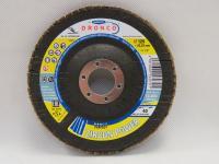 125mm Zirconium GAZA Tapered Dronco Flap discs P40 grit per Box of 10